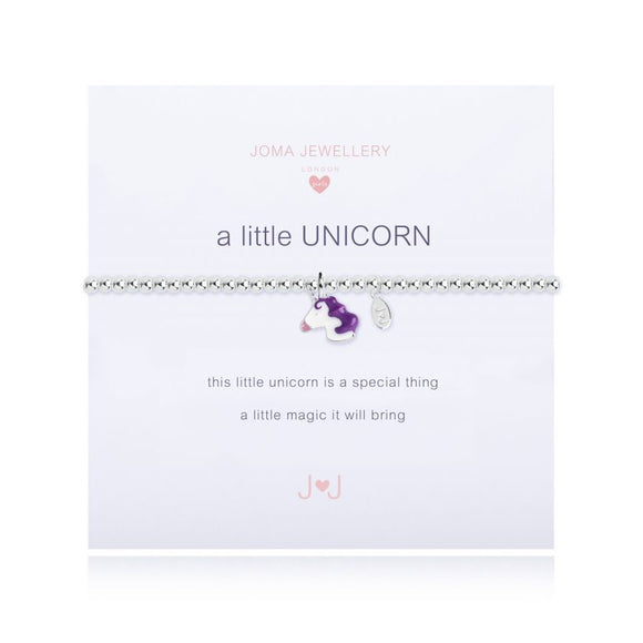 Joma Jewellery, Jewellery,  Allie Mae Living ,  A Little Unicorn Bracelet - Allie Mae Living