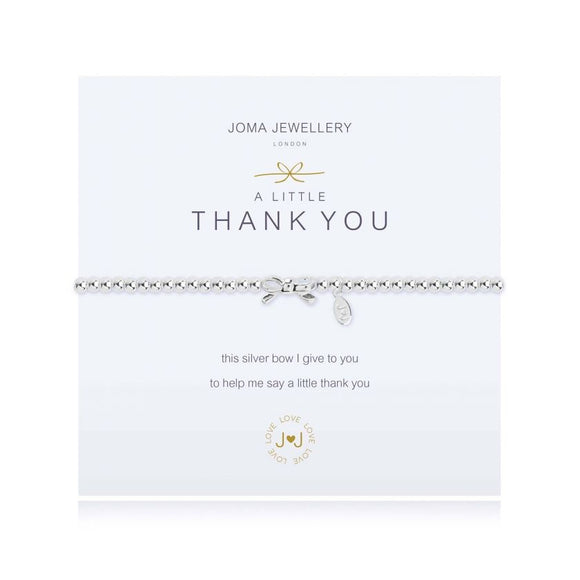 Joma Jewellery, Jewellery,  Allie Mae Living ,  A Little Thank You Bracelet - Allie Mae Living