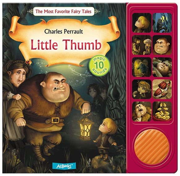 Little Thumb Childrens Book (5939153535136)