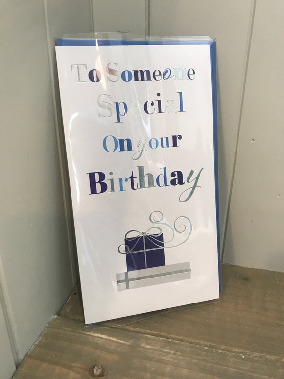 To someone special on your Birthday Card (5511225639072)