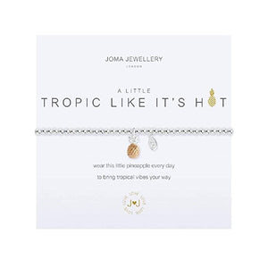 Joma Jewellery, Jewellery,  Allie Mae Living ,  A Little Tropic Like It's Hot Bracelet - Allie Mae Living