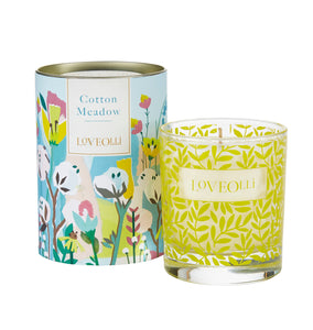 Love Olli, Candle,  Allie Mae Living ,  Cotton Meadow Candle - Allie Mae Living