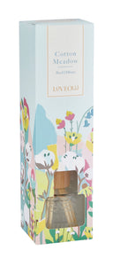 Love Olli, Diffuser,  Allie Mae Living ,  Cotton Meadow Reed Diffuser - Allie Mae Living