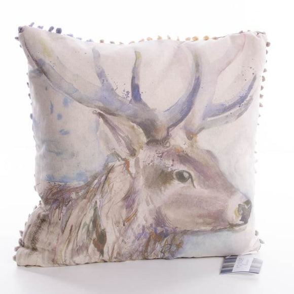 Voyage Maison, Cushion,  Allie Mae Living ,  Buck Filled Cushion - Allie Mae Living (4550719635552)