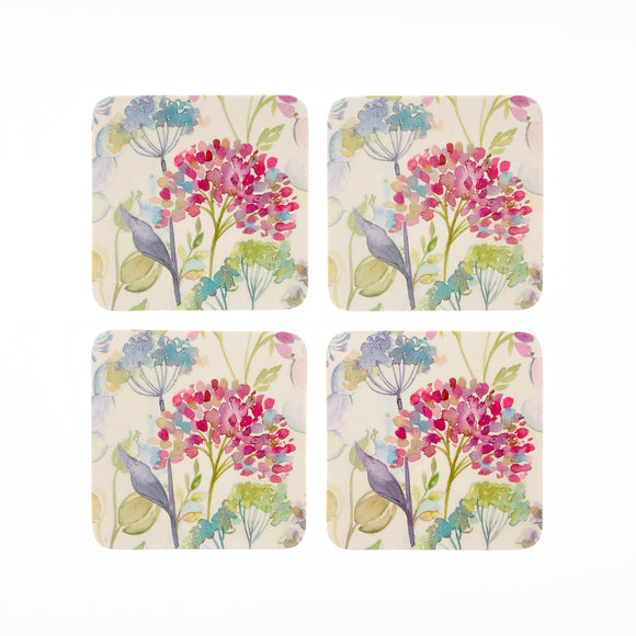 Voyage Maison, Coaster,  Allie Mae Living ,  Voyage Hedgerow Coasters Set of 4 - Allie Mae Living