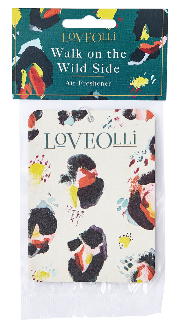 Love Olli, Air Freshener,  Allie Mae Living ,  Walk On The Wild Side Scent Air Freshner - Allie Mae Living