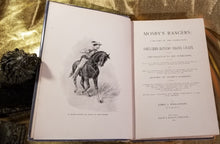 Williamson, James J., MOSBY'S RANGERS: A RECORD OF OPERATIONS 1896 1st/1st