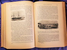 LOSSING'S PICTORIAL HISTORY OF THE CIVIL WAR, 1900. Profusely Illustrated