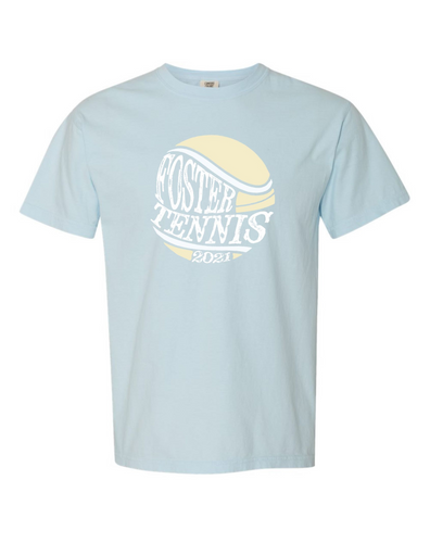 FHS Varsity Tennis Fan Shirt & Hoodie [LAST NAME: A-KA]