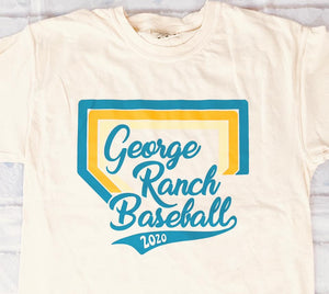 GRHS BASEBALL FAN SHIRTS 2020
