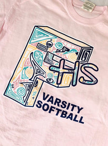 FOSTER VARSITY SOFTBALL