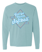 Load image into Gallery viewer, GRHS Junior Varsity Softball Fan Shirt