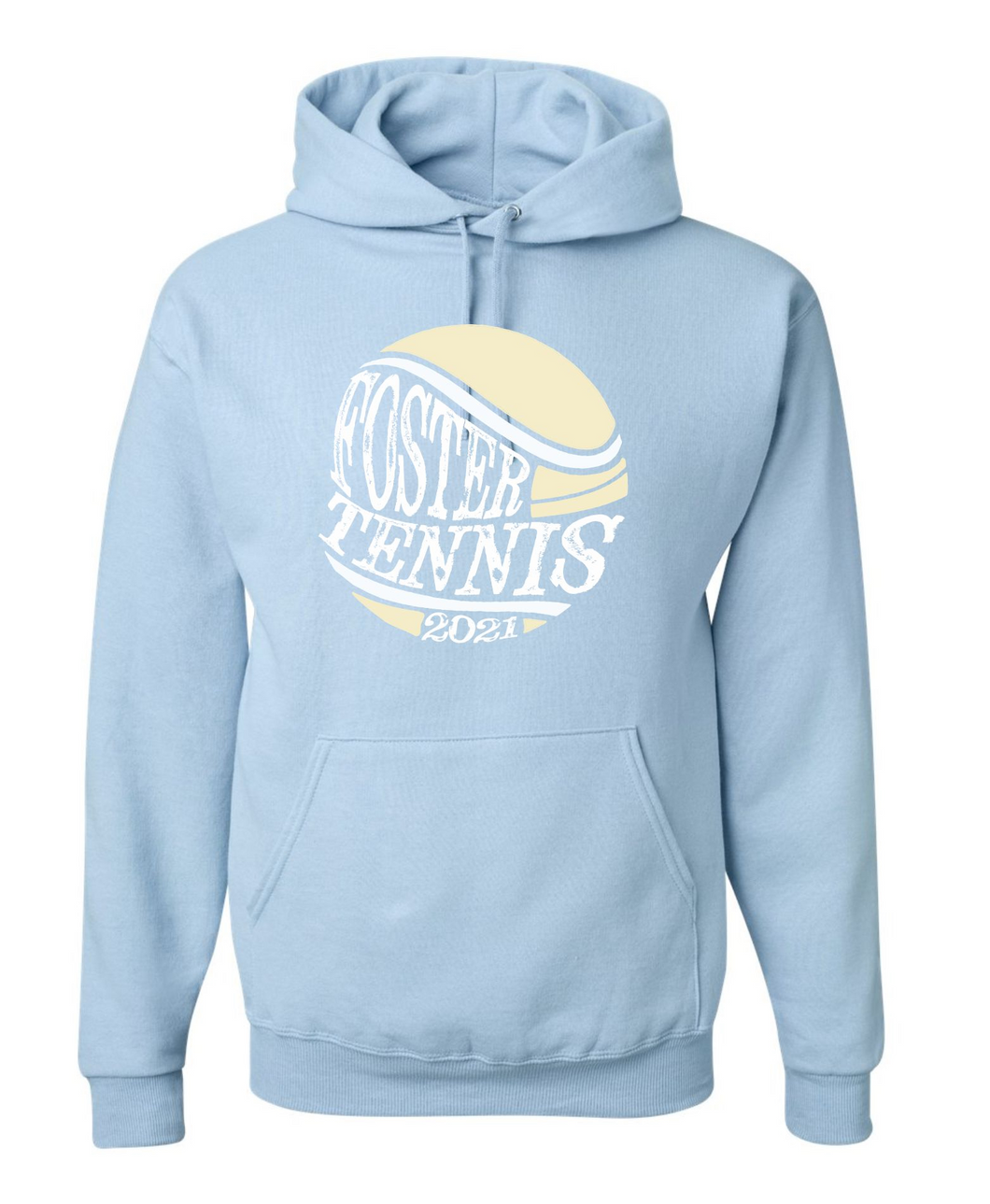 FHS Varsity Tennis Fan Shirt & Hoodie [LAST NAME: KI-P]