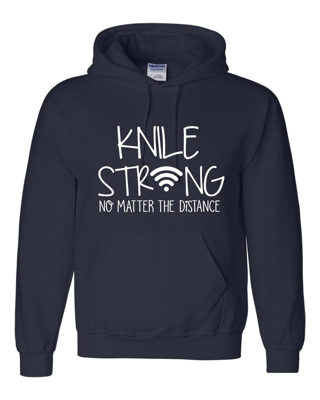 KNILE STRONG HOODIE & T-SHIRT