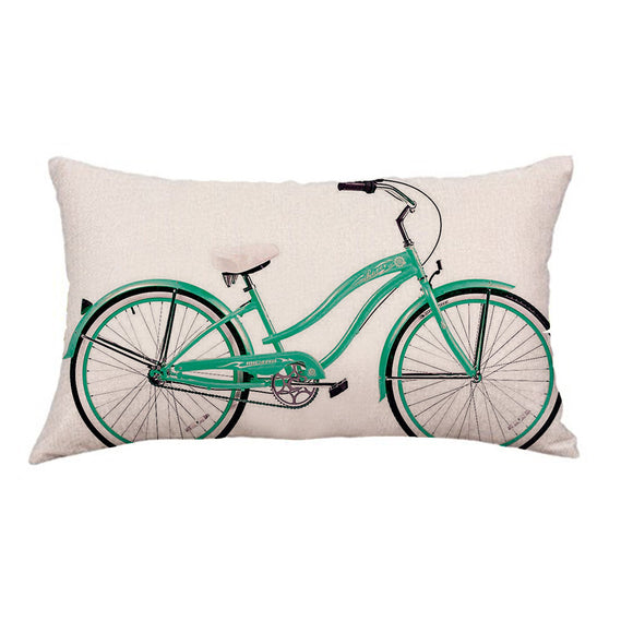 Lumbar Cushion Cover Bicycle and Assortment(FREE SHIPPING)