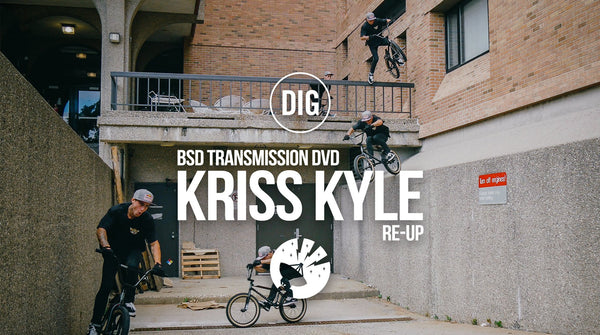 Kriss Transmission part re-up