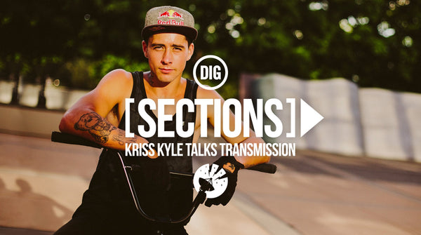 Kriss - Transmission Sections Interview