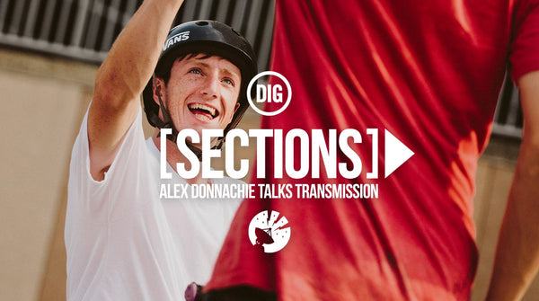 Alex Donnachie 'Sections'