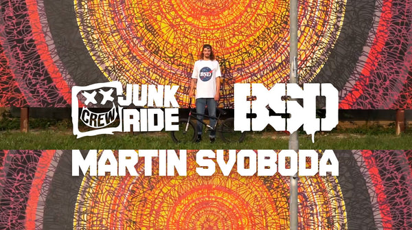 Martin Svoboda - Junkride video...