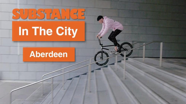 Substance in the City - Aberdeen