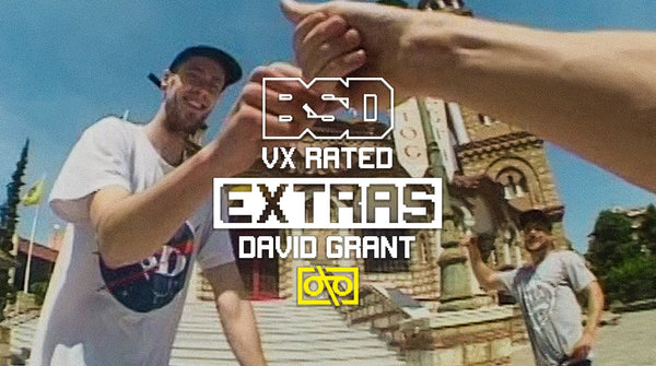VX Rated Extras - David Grant
