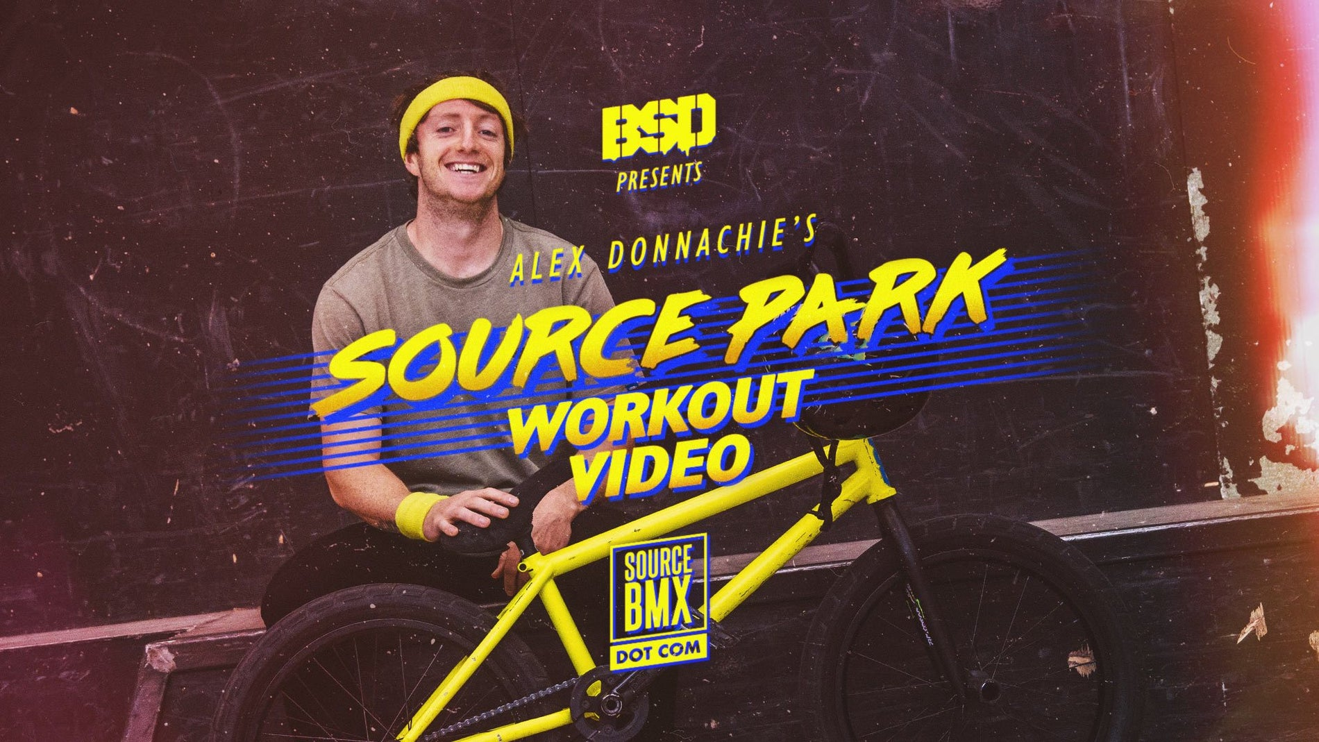Alex D Source Park Workout