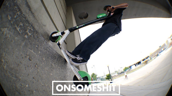 Denim Cox OSS Behind the Smoke video BSD BMX