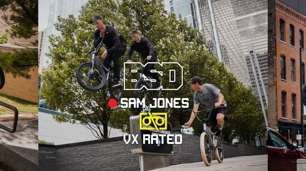 Sam Jones VX Rated