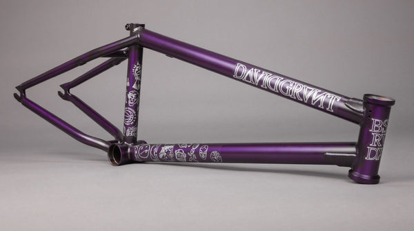 New 2020 BSD Raider Frame