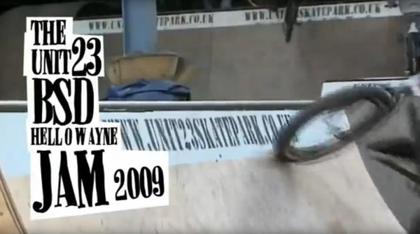 DIGBMX.com Exclusive | The BSD Jam 2009