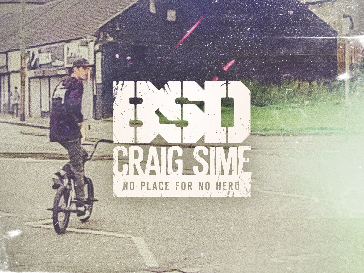 Craig Sime - No Place for No Hero