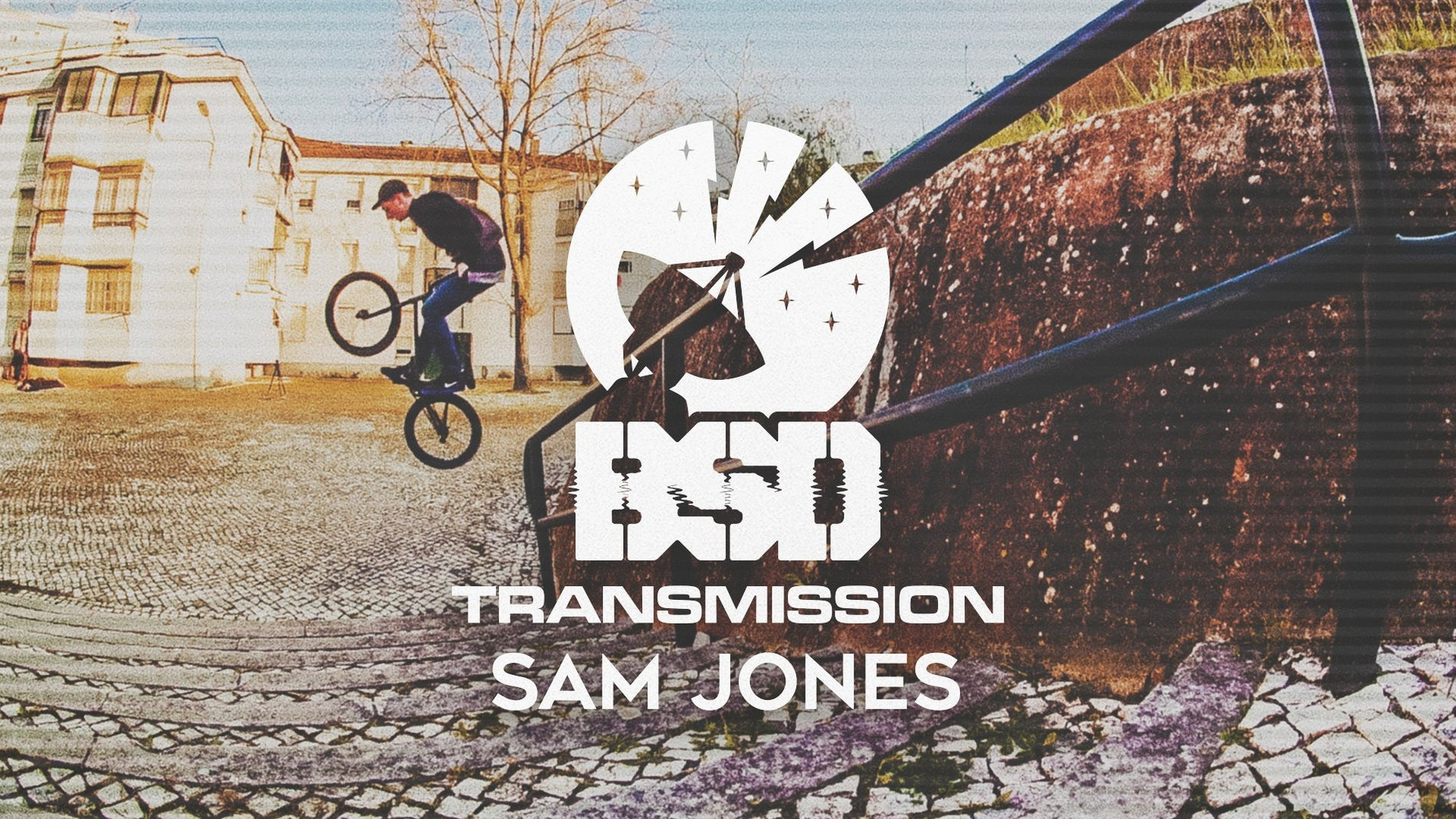 SAM JONES - BSD Transmission DVD Part