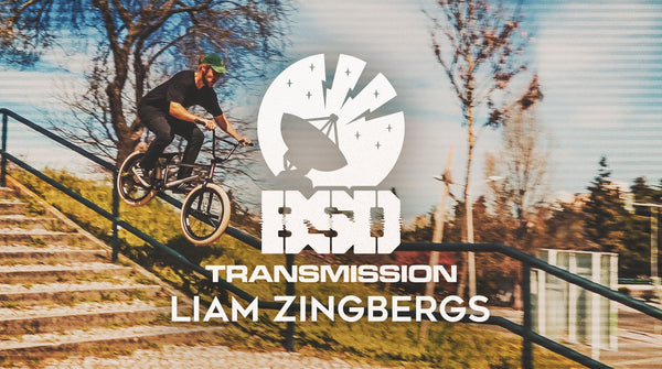 LIAM ZINGBERGS - BSD Transmission DVD Part