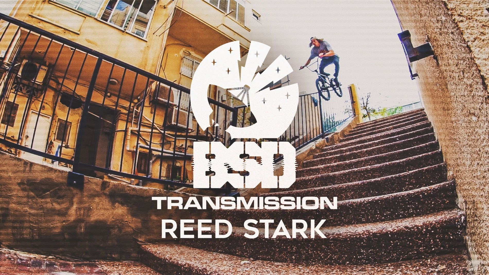 BSD Transmission - REED STARK - DVD Part