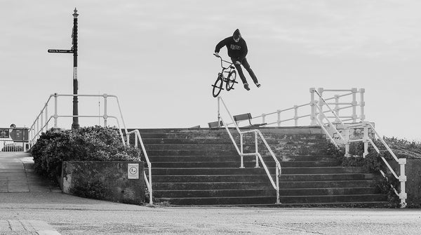 Hastings shredder, Stu Chisholm joins BSD