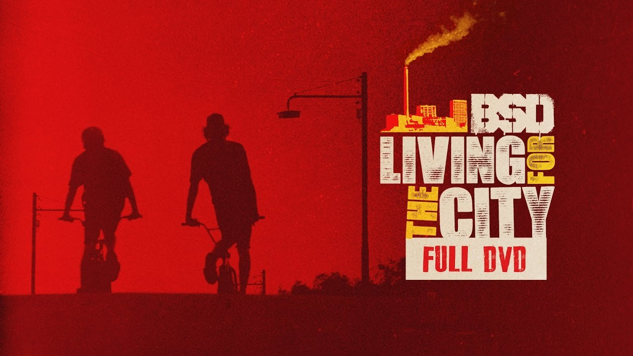 Living for the City - Full DVD