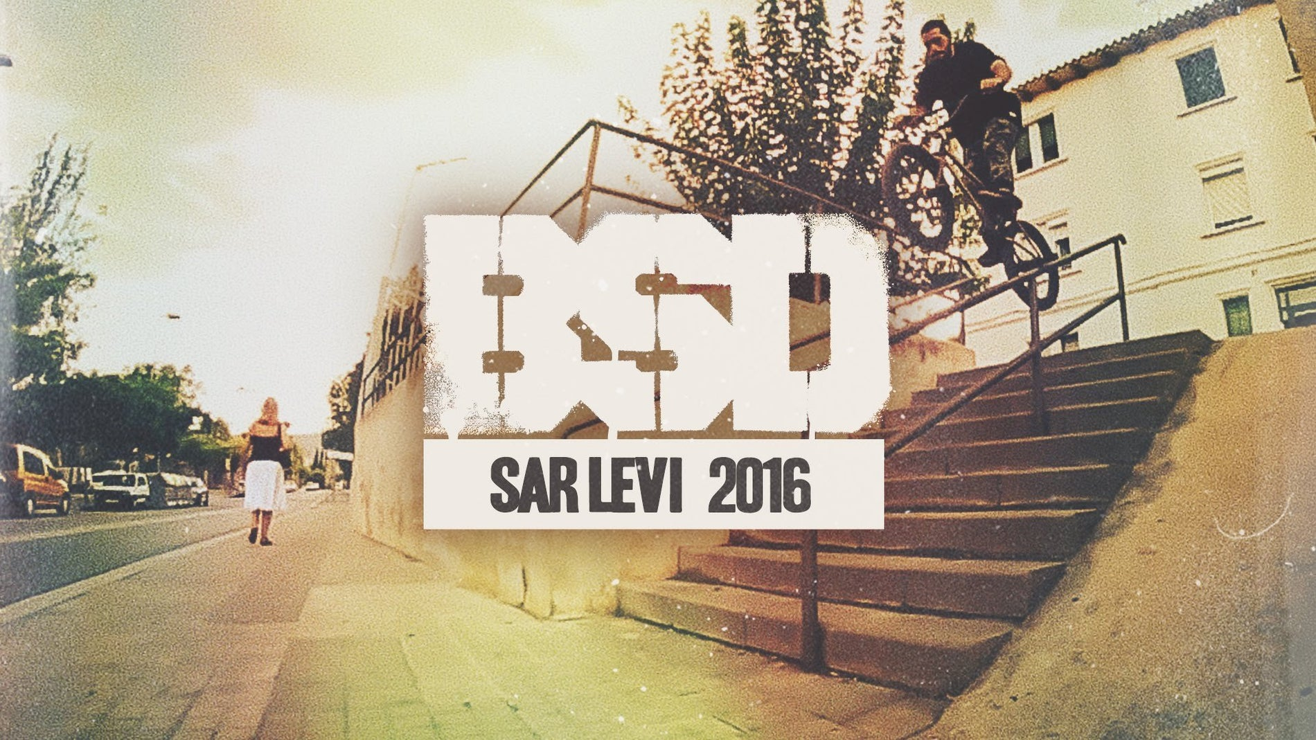 Sar Levi - Welcome to the Team