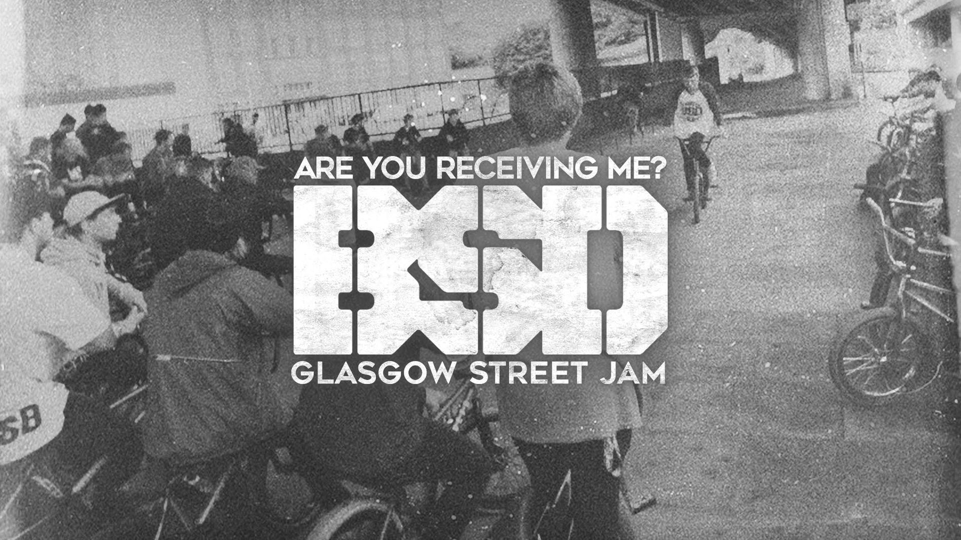 Are You Receiving Me? - Glasgow Street Jam