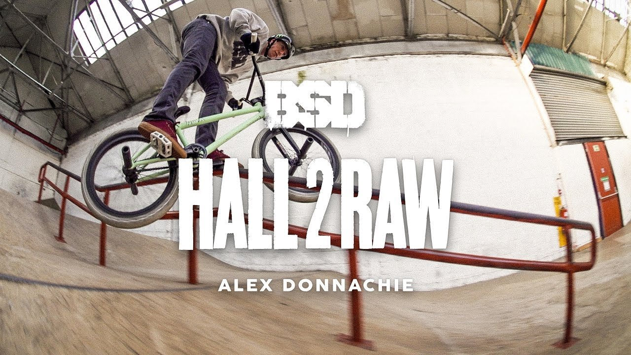 Alex D Hall 2 Raw