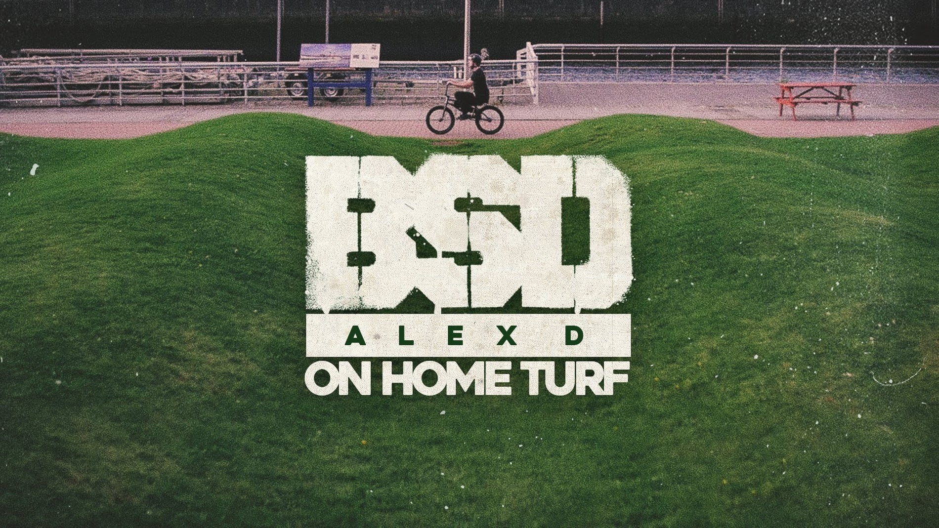 Alex D 'On Home Turf'