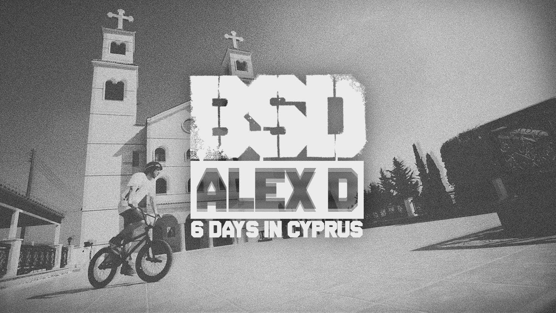 Alex D - 6 Days in Cyprus