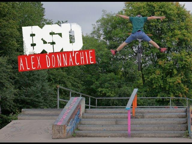 Alex Donnachie - KG session