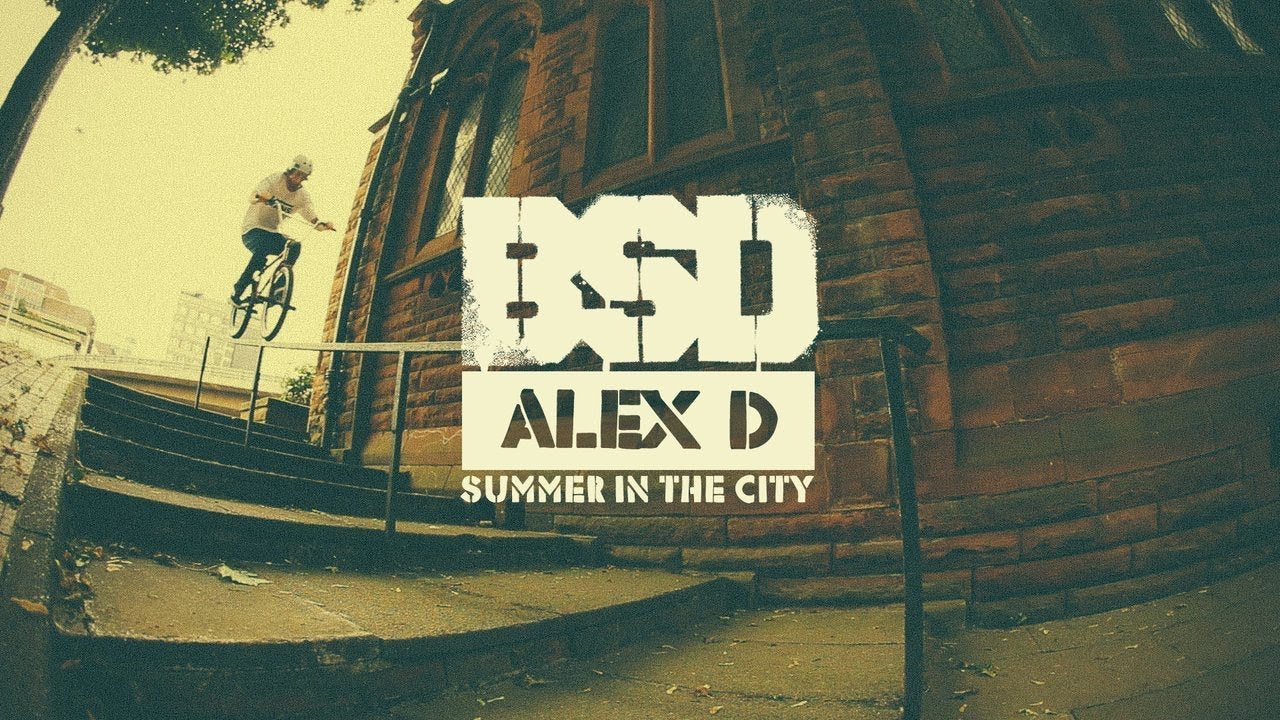 Alex D - Summer in the City