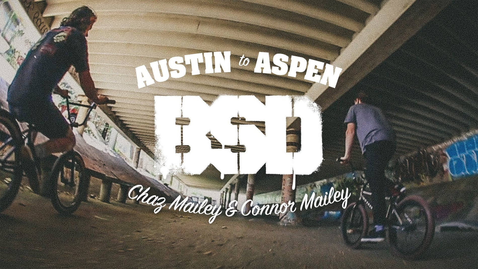 Chaz Mailey & Connor Mailey - Austin to Aspen