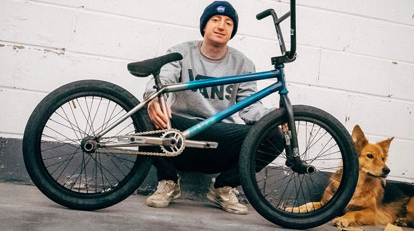 Alex Donnachie Bike Check