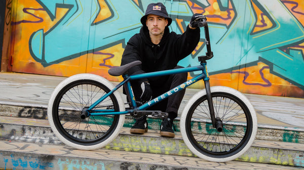 Kriss Kyle Bike Check