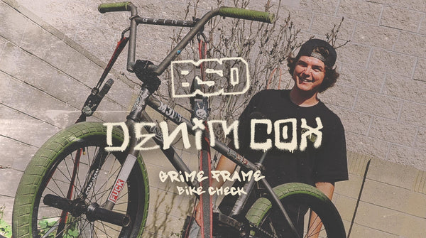 Denim Cox Grime Frame Bike Check