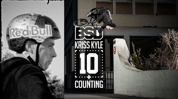 Kriss Kyle, 10 & Counting...