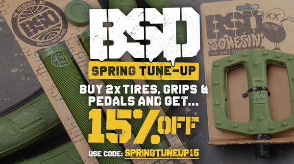 BSD SPRING TUNE-UP OFFER