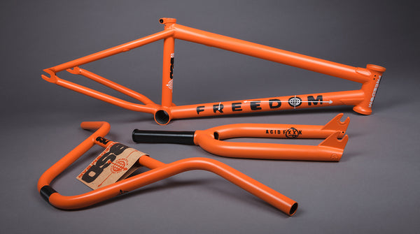 LTD. EDITION LAVA ORANGE COLOURWAY